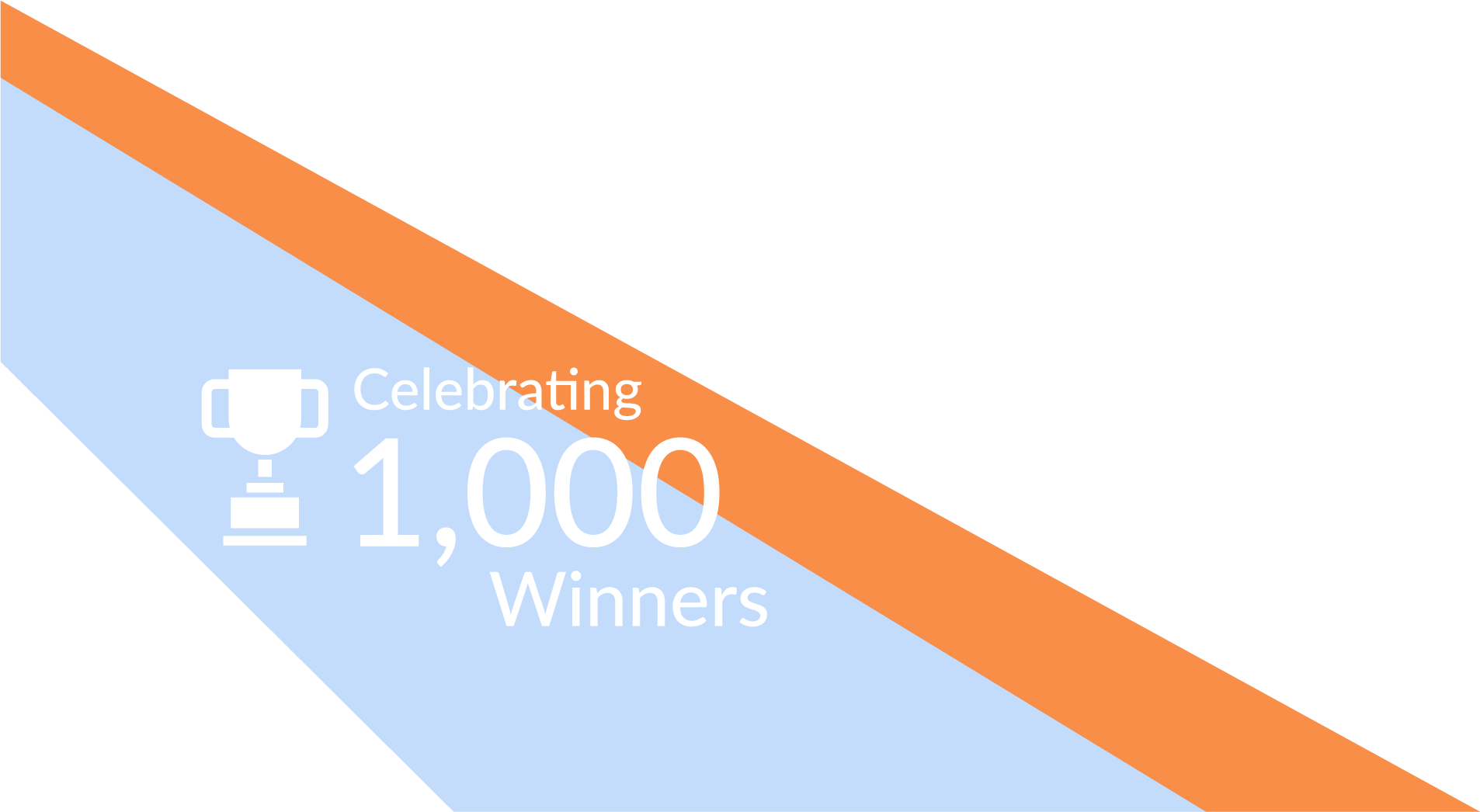 Celebrating 1,000 Winners